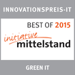 Innovationspreis IT - Best of 2015 - Green IT